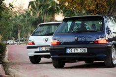 Peugeot 106 Gtis