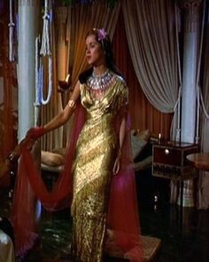 Debra Paget in The Ten Commandments