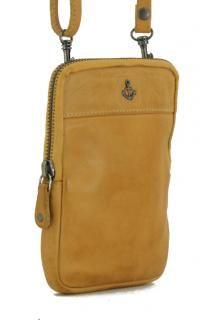 !!!Reißverschlusstasche Benita gelb Harbour 2nd Mustard Crossover, Rind, Mustard, Accessories, Leather Bag, Handbags, Audio Crossover, Mustard Plant