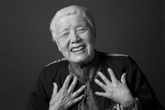 """Grace Lee Boggs """" We have to reimagine revolution and get beyond protest. We have to think not only about change in our institutions, but changes in ourselves."""