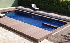 Pool Cover / Deck