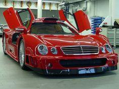 ☆ Mercedes CLK-GTR AMG ☆