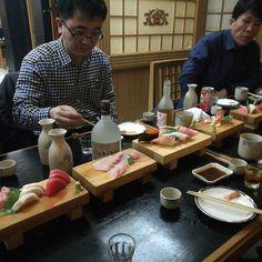 Moranbong Sushi Restaurant In Pyongyang North Korea