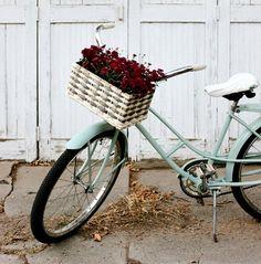 Idea 1. Dar una mano de pintura a nuestra vieja bici es la mejor manera de actualizarla.