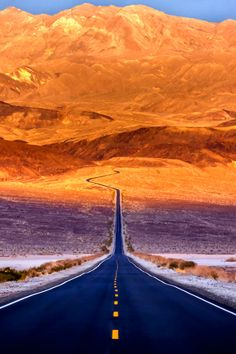 earthdaily:  earthdaily: The long road home by Andrew Cirrincione