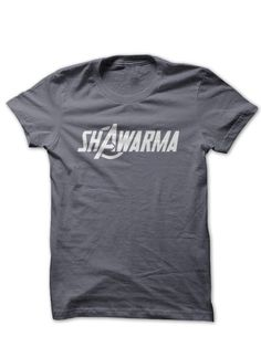 """""""Have you ever tried shawarma? There's a shawarma joint about two blocks from here."""""""