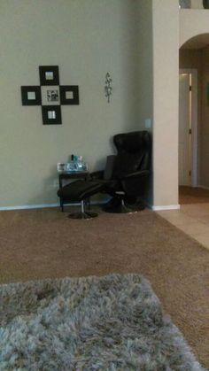 Chair and foot stool 80 dollars