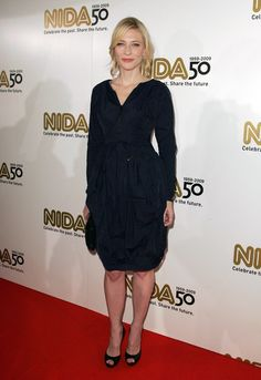 Cate Blanchett Photos: NIDA Celebrate 50th Anniversary