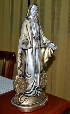 Cor7Artes: Nossa Senhora da Medalha Milagrosa