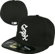 e039520fbd6 Chicago White Sox New Era MLB Authentic On Field Game 59FIFTY Hat Kansas  City Royals Hat