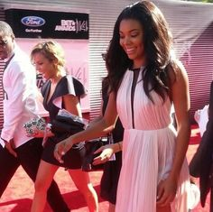 2014 BET Awards Gabrielle Union