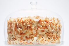 Coconut Southern Comfort 8 Layer Cake