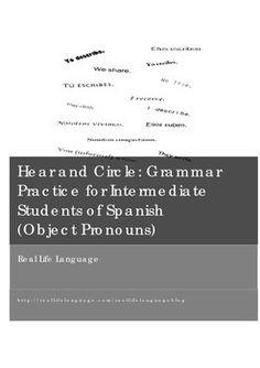 Active grammar learning in #Spanish   Get updates http://eepurl.com/_SjJP