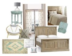 """""""Ahhh"""" by cms-teacher on Polyvore featuring interior, interiors, interior design, home, home decor, interior decorating, Anthropologie, Nalbandian, Pottery Barn and Surya"""