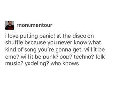 Will it be emo, gay, vintage, sad, or lonely? You'll never know....
