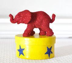 Circus Elephant Gift