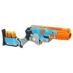 Nerf Zombie Strike Sledgefire Blaster | Toys R Us Australia