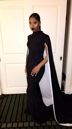 Unique Prom Dress,Black Prom Dress,Mermaid Prom Dress,Fashion Prom