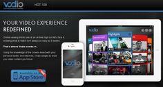 Vodio, los mejores vídeos del momento organizados por canales [iOS]