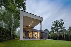 FIL House by Beczak & Beczak – Inspiration Grid   Design Inspiration #architecture #architecturelovers #house #housedesign #housedecor #home #homedesign #homedecor #interiordesign #spaces #inspirationgrid