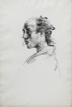 Robert Frederick Blum - American artist working in Japan during the Edo Period. 1890.