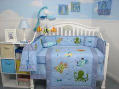 SoHo Sea Life Baby Crib Nursery Bedding Set, 10 Piece by SoHo Designs, http://www.amazon.co.uk/dp/B004AFPAOM/ref=cm_sw_r_pi_dp_SIx5sb0R2WZVC