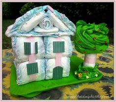 diaper house