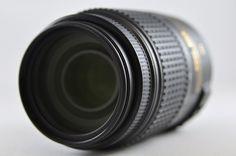 [Near Mint] Nikon AF-S NIKKOR 55-300mm F4.5-5.6 G ED VR DX Lens #Nikon