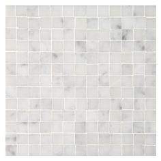 "Marble Mosaic Tile 3/8"" Square Tight Joint 