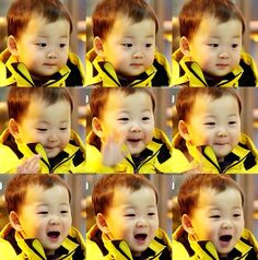 Minguk Kids Boys, Cute Boys, Cute Babies, Baby Kids, Superman Kids, Korean Tv Shows, Song Triplets, Song Daehan, Asian Babies