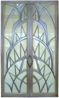 Art Deco ~ Doors by Eric David Laxman,