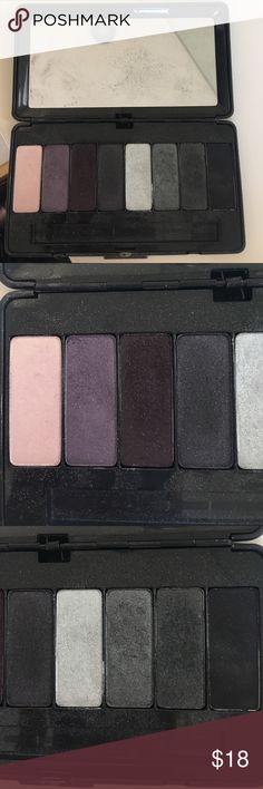 Kat Von D eyeshadow pallet Used a few times. I don't have he eye liner that came with it. Excellent quality, the colors are just too dark for me. Kat Von D Makeup Eyeshadow