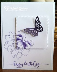 Friends Craftin' with Friends: Happy Birthday Cards
