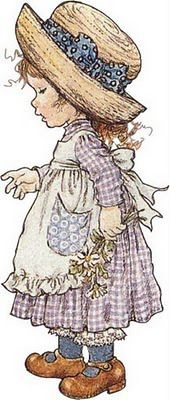 Immagini Sara Kay e Holly Hobbie Sarah Key, Holly Hobbie, Vintage Pictures, Cute Pictures, Cute Kids, Illustrators, Photos, Cards, Illustration Kids