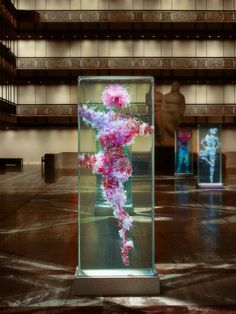 Brooklyn-Based Artist Dustin Yellin Takes Over The New York City Ballet