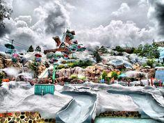 Blizzard Beach DisneyWorld Orlando FL