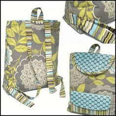Download Preschool Backpack Sewing Pattern | Featured Products | YouCanMakeThis.com