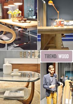 Happy Interior Blog: Interior #Trends2013 #immcologne #wood