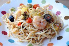 Italian Shrimp Stir-Fry
