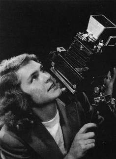 Margaret Bourke-White (born 1904) was hired by LIFE magazine as their first female photojournalist.