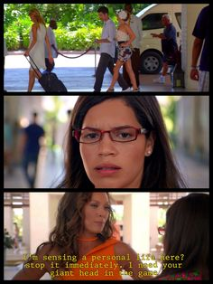 ugly betty season 4 episode 8 Bahamas Triangle funny quotes
