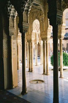 TCN toton comella I www. Beyond The Sea, Granada Spain, Interesting Buildings, Islamic Architecture, Majorca, Spain And Portugal, Sierra Nevada, Barcelona Spain, Winter Travel
