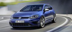 Das neue Golf-Programm ist komplett: 310 PS für den 2017er VW Golf R