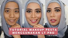 One Brand Makeup Tutorial LT PRO - Tutorial Makeup ke Pesta by ini Vindy