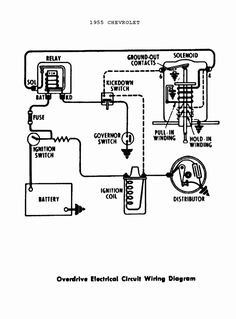 automotive wiring diagram  resistor to coil connect to 1968 mustang electrical diagram
