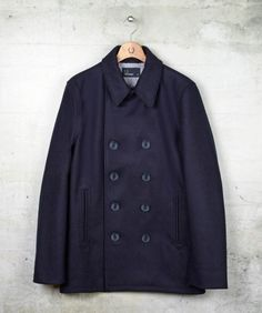 Fred Perry - Pea Coat
