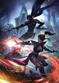 Diablo III - Reaper of Souls, here we come! by Izaskun.deviantart.com on @deviantART
