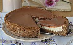 Crostata al cacao con ricotta e cioccolato Chocolate, Cacao, Queso, Cooking Time, Italian Recipes, Nutella, Tiramisu, Biscuits, Cheesecake