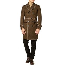 I would love this Burberry Coat