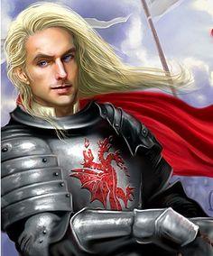 Rhaegar Targaryen - A song of ice and fire